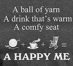 Yarn happiness