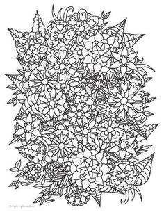 Vector illustration Zen Tangle of mushrooms in the forest. Cartoon ...
