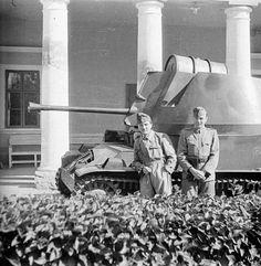 MÁVAG gyártmányú 40M Nimród páncélvadász és légvédelmi gépágyú. Ww2 Photos, Defence Force, Ww2 Tanks, World War Two, Military Vehicles, Wwii, Beast, Germany, Army