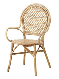 Rattan Chair Love this! The look of a Parisian Bistro Ikea.com $99