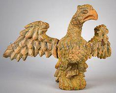 An original Wilhelm Schimmel Eagle