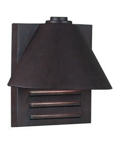 This Copper Fairbanks Small Lantern is perfect! #zulilyfinds