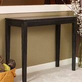 Found it at Wayfair - Brazil Bamboo Console Table