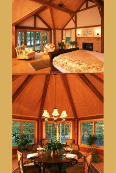 Adirondack Lodge Sty
