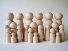 Peindre votre propre famille de bois - LG 3