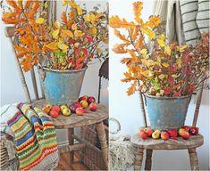 Décoration automne inspirante pour se plonger dans l'ambiance ...