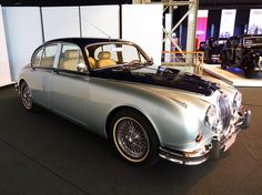 Jaguar Mark II 1962