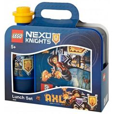 Lego license Lunchset Lego Nexo Knights                              …