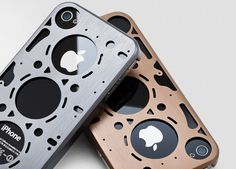 "Gorgeous iPhone cases that used to be ""gasp"" gaskets."