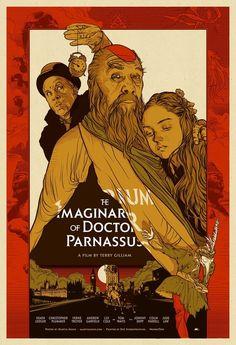 The Imaginarium of Doctor Parnassus (2009) Full Movie Streaming HD