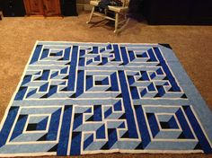 You have to see Labyrinth Walk by Eileen Davis!