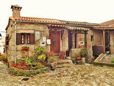 Casa na Antiga Judiaria de Belmonte, Portugal