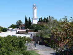 Colonia del Sacramento, brisa de plata uruguaya