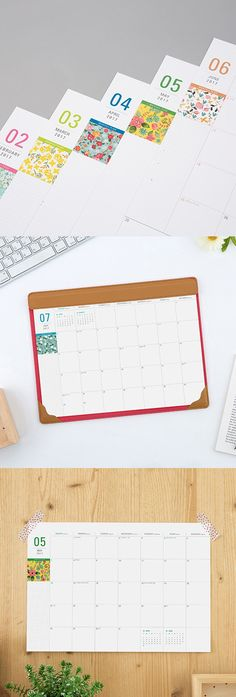 2017 Ardium Desk Pad Refill