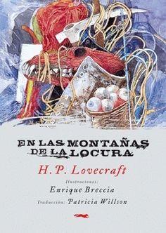 En las montañas de la locura - Libros del Zorro Rojo — Libros del Zorro Rojo