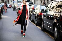 Cool Chic Style Fashion: Street Style | Elina Halimi art director ...