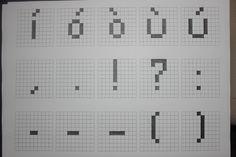 lettere accentate