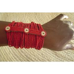 African bracelets masai beaded bracelets by KarangisCollections