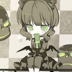 Chibi Dead Master, Black Rock Shooter