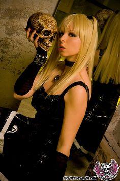 MISA AMANE (Death Note)