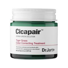 Cicapair ™ Tiger Grass Color Correcting Treatment SPF 30 - Dr. Jart+ | Sephora