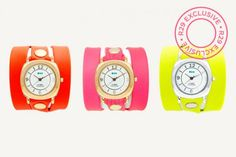 la mer wrap watches