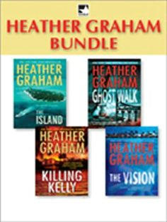 Heather Graham Bundle for nook (13.72) don't have any of these!