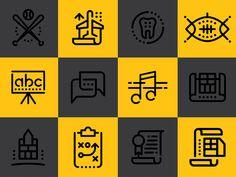 WSU Icons ( Designer: @Brian Wiens )
