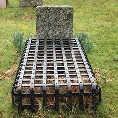 Marker- Grave Robber Safe.