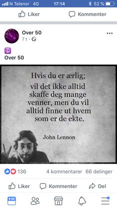 John Lennon, Event Ticket