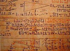 papiro matematico de rhind