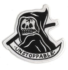 'Unstoppable' Patch by Few and Far Collective