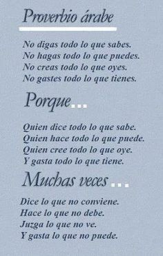 How To Speak Spanish Quickly The Words, More Than Words, Spanish Inspirational Quotes, Spanish Quotes, Little Bit, Sentences, Life Lessons, Favorite Quotes, Positive Quotes