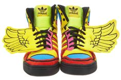 Amazon.com: ADIDAS JS WINGS Style# G61380: Shoes