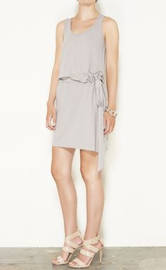 Wilt Taupe Dress + SHOES