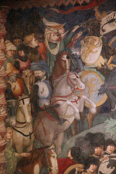 Росписи оратория Иоанна Крестителя в Урбино, 1416 г. High Renaissance, John The Baptist, 14th Century, Artists Like, Fresco, Medieval, Art Gallery, Museum, Italy