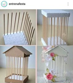 Image uploaded by Valeria Sandoval. Find images and videos about diy, creative and free crafts on We Heart It - the app to get lost in what you love. Diy Home Crafts, Craft Stick Crafts, Crafts For Kids, Arts And Crafts, Kids Diy, Decor Crafts, Popsicle Crafts, Creative Crafts, Diy Para A Casa