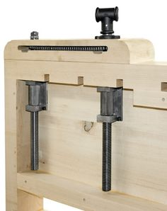 Lie-nielsen Chain-drive Shoulder Vise