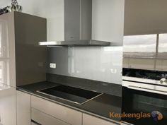 Glad Keuken Achterwand : Beste afbeeldingen van metallic glazen achterwand rvs look