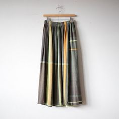 only one powan skirt LONG wool70 cotton30