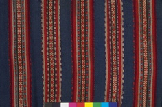 It looks very much like a close-up of the Audru skirt, but the label says it is from Puhja (South Estonia, near Tartu). Confusing. seelik, ERM A 60:3, Eesti Rahva Muuseum, http://www.muis.ee/museaalview/542755