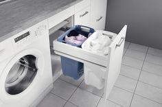 Laundry Carrier, for Door Front Fixing, Hailo - Häfele U.K. Shop