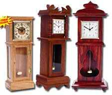 Miniature clocks