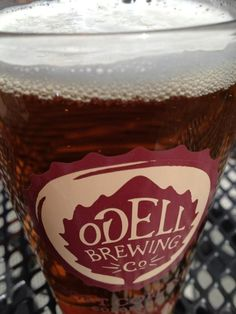 O'dell Brewery in Fort Collins makes me miss Colorado!