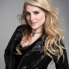 """The singer Meghan Trainor revealed more details about his new work music. In an interview with New York radio 92Y On Demand , the US confirmed that the single takes its name from """"No"""" and will be officially launched on March 4"""