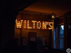 Wilton's is the world's oldest surviving Grand Music Hall and London's best kept secret offering its hidden stage for  theatre, music, comedy, cinema and cabaret.
