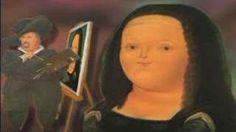 Fernando Botero - Historia de su pintura - Parte 1/2 - YouTube
