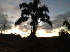 Sunset!