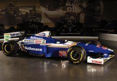 Williams FW19 - Renault