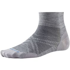 PhD Run Ultra Light Mini Socken light gray XL (46-49) light gray | XL (46-49)